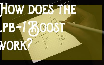 How does the LPB-1 Boost work?